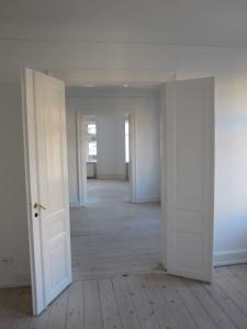 Malerfirmaet Sommerlund - Kontormiljø